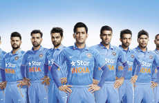 Cutting-Edge Cricket Apparel - The India Cricket Jersey Blends Fashion, Function and Sustainability