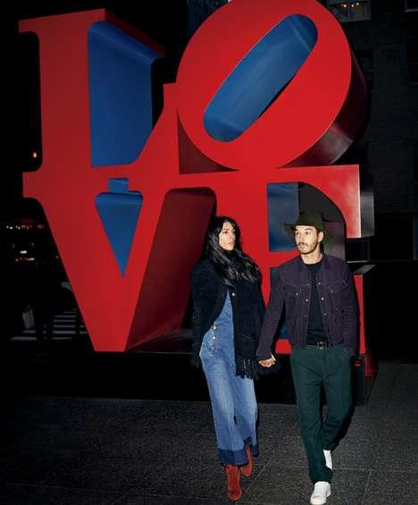 Romantic Valentine's Editorials