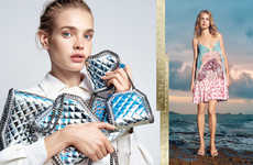 No-frills Fashion Campaigns