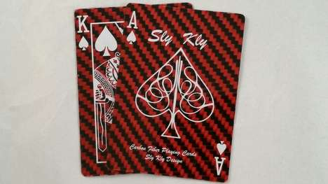 Bulletproof Playing Cards