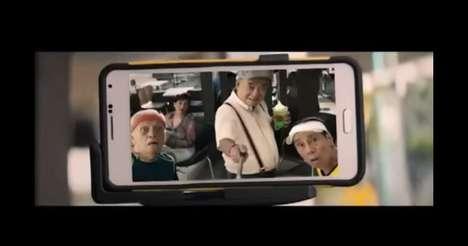 Senior Selfie Campaigns