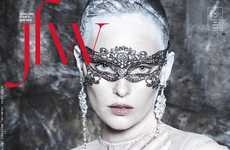 Romantically Masked Editorials