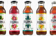Clean Energy Drinks - Runa Offers a Natural Alternative to More Manufactured Beverages
