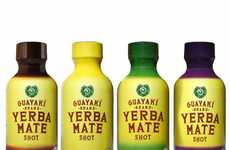 Natural Energy Drinks - Guayaki Yerba Mate is a Plant-Based Beverage that Boosts Stamina