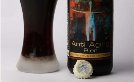 Anti-Aging Beer - This Neuzeller Brew Claims to Bring Youth to Seasoned Drinkers