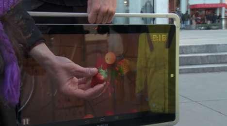 Magic Tablet Stunts