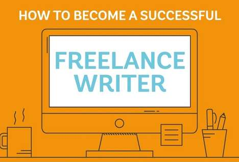 Successful Freelancer Infographics