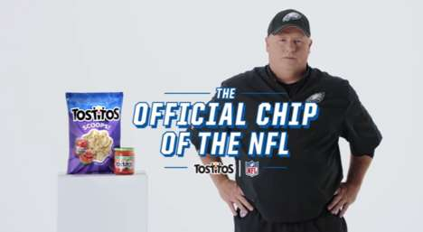 Comical Chip Ads