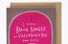 Honest Valentine's Day Cards - Emily McDowell Has Created a Funny Valentine's Day Card for Singles
