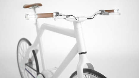 Hidden Handlebar Bike Lights