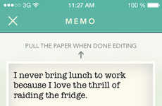 Workplace Messaging Apps - The Memo App Serves as a Forum for Anonymous Workplace Chats