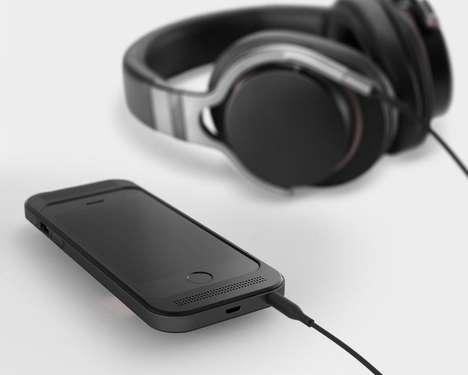 Audio-Enhancing Smartphone Cases