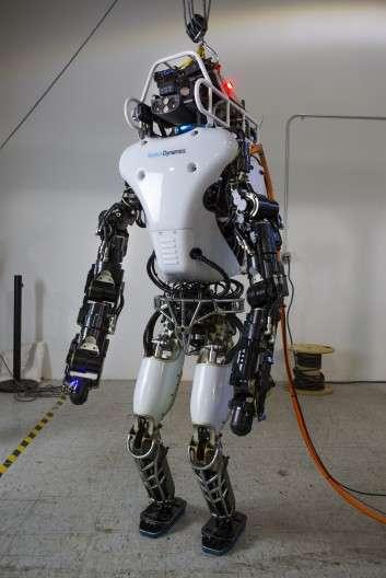 Disaster-Relief Robots