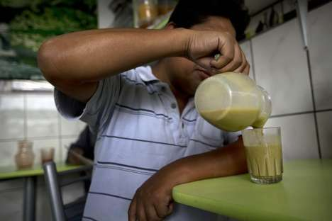 Frog Juice Concoctions - Frog Juice is Being Used in the Andean Mountains to Alleviate Illness