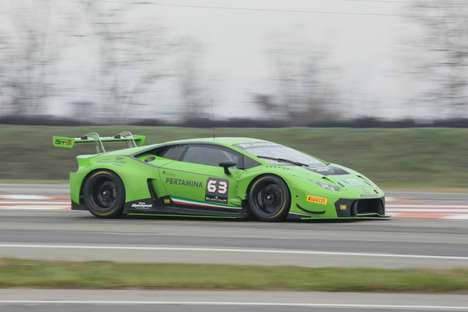 Endurance Racing Cars
