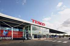 Hi-Tech Product Placements - The Tesco Stores Introduce Image Recognition Technology for Shelves