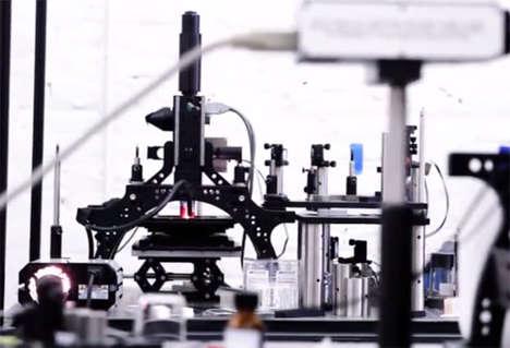 DNA 3D-Printing Technologies
