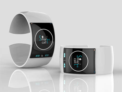 Vibration-Based Watches - This Smartwatch for the Deaf Employs Visual and Tactile Feedback