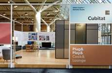 Cubic Apartments - Cubitat Can Transform Any Space Into A Fully Functional Apartment