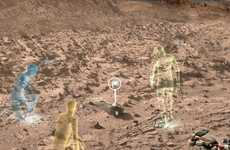 Virtual Planetary Explorations - The OnSight Software Will Let Researchers Explore Mars Virtually