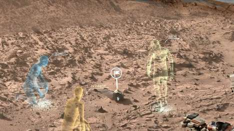 Virtual Planetary Explorations