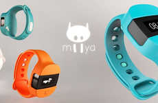 Interactive Activity Chronographs - A Smartwatch for Kids Turns Sports and Physical Play into a Game