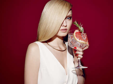 Mixologist Beauty Editorials