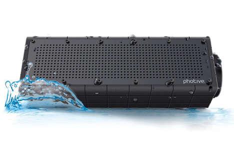 Indestructible Bluetooth Speakers
