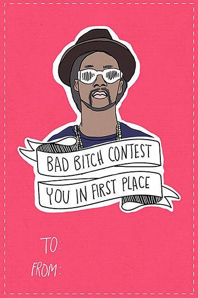 27 Pop Culture Valentine's Greetings