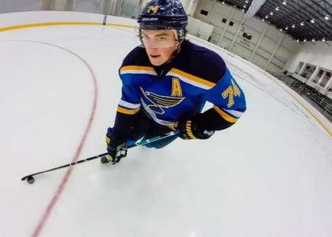 POV Hockey Cameras