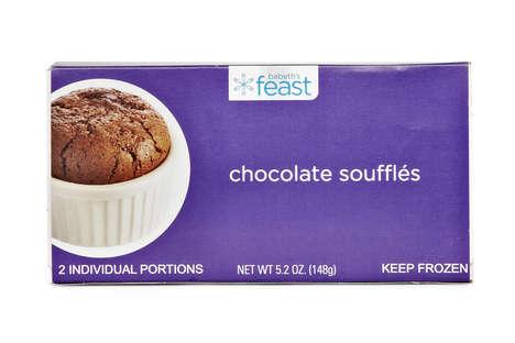 Frozen Souffle Desserts