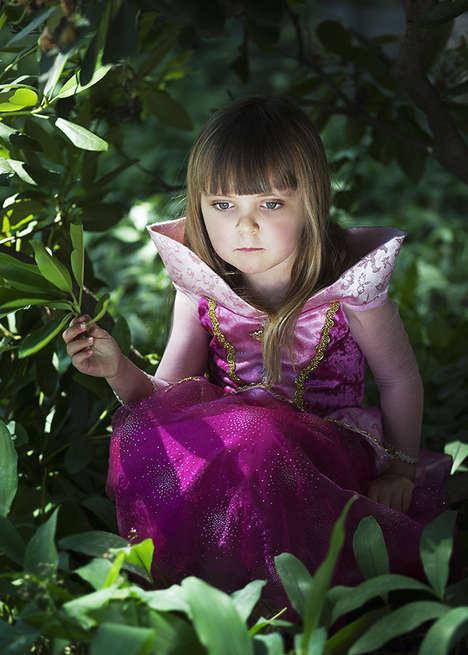 Thoughtful Princess Portraits