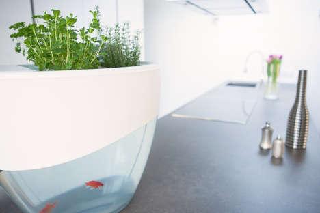Symbiotic Flower Pots