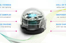 Programmable Smart Robots - Ozobot Encourages Expressive Learning and Play