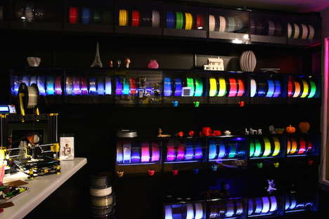 Additive Manufacturing Shops