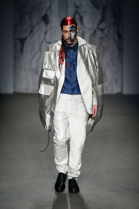 Edgy Two-Faced Runways
