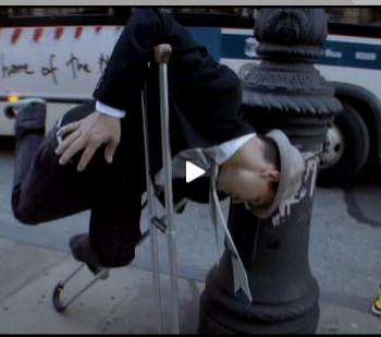 Disabled Street Performers