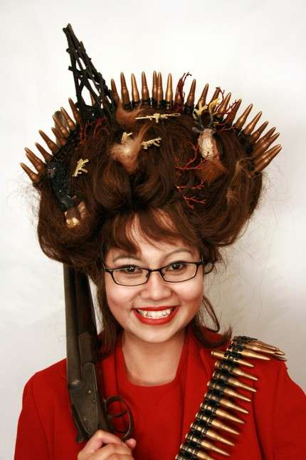 Extreme Political Statement Hairstyles