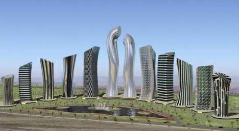 Urban Desert Developments