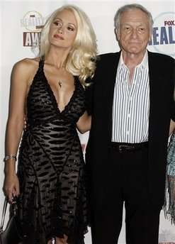 Reality Show Curses - Hugh Hefner Gets the Boot from Holly Madison