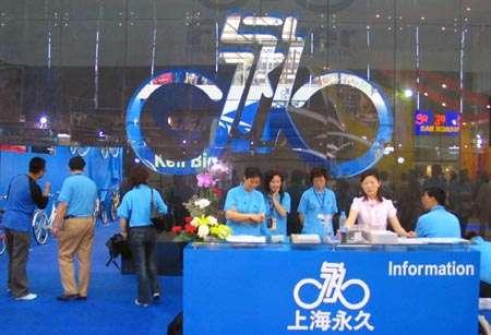 Shanghai Bike-Sharing