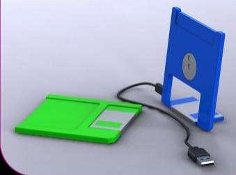 USB Floppy Disks