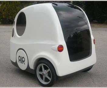 Air-Powered Cars
