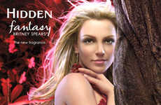 "Superstar Perfumes - Britney Spears Shares Her Scentual ""Hidden Fantasy"""