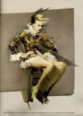 Interstellar Interference Fashion