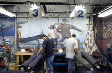 Distressed Fashion Factories - Tattered Jeans High on Kentucky Export List
