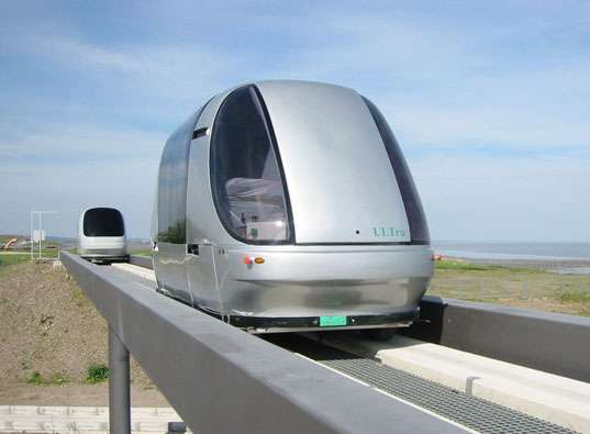24 Podcars and Transit Capsules