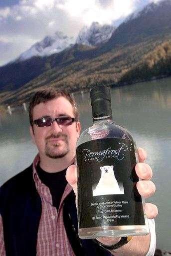 Organic Alaskan Vodka