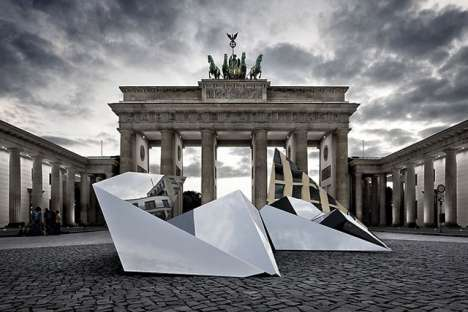 Reflective Public Art