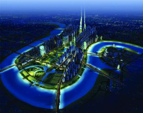 10 Future World Eco-Cities